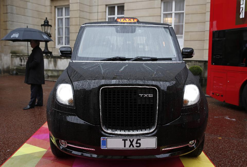 London's Iconic Black Cab To Be Replaced With Hybrid By Chinese Automaker Geely