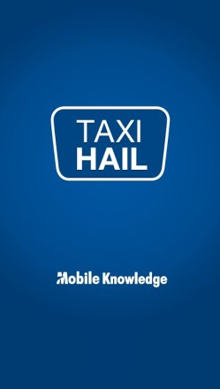 Customizable TaxiHail Splash Screen