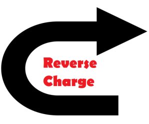 Reverse Charge Tax Liability under GST Law
