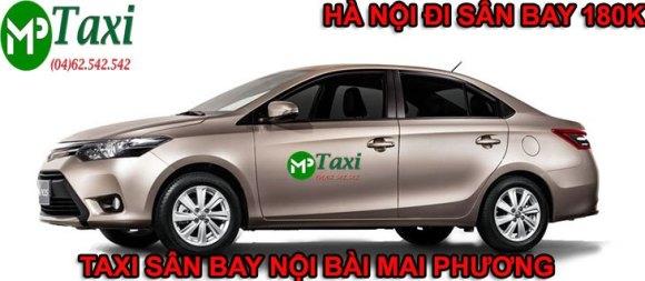 taxi sân bay nội bài giá rẻ