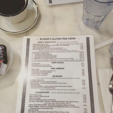 Gluten Free in NYC