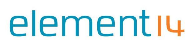 The_element14_company_logo