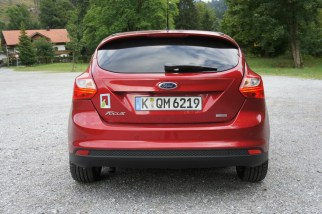 Ford Focus Heck
