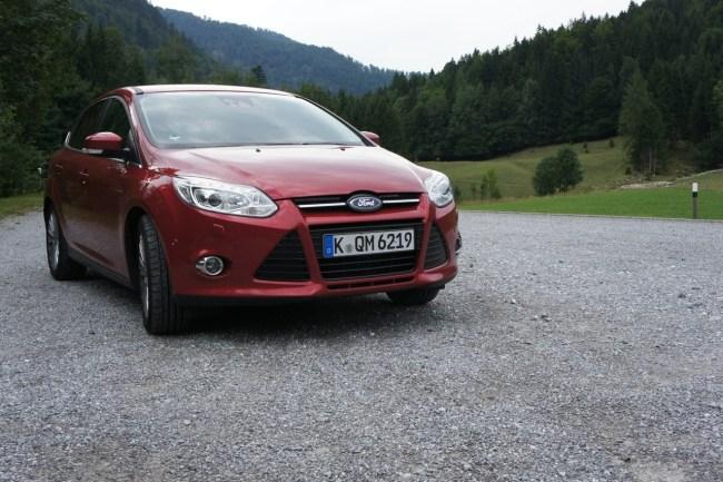 Ford Focus Außencheck