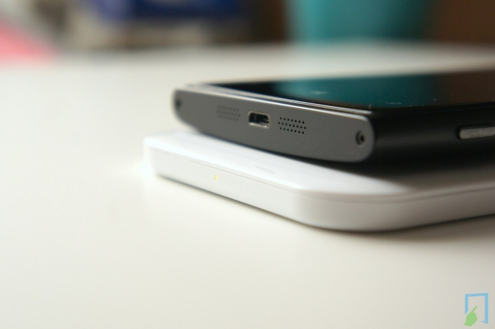 RAVPower Qi Nokia Lumia 920 Dicke