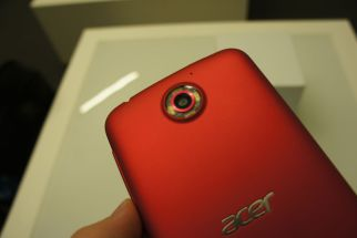 Acer Liquid S2 Kamera