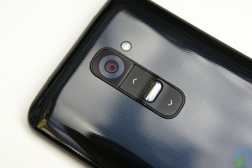 LG G2 Buttons hinten