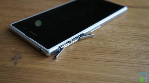 Sony Xperia Z1 Laschen