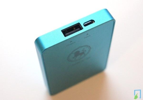 Calibre UltraGo Nano Anschluesse