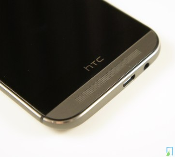 HTC One M8 BoomSound