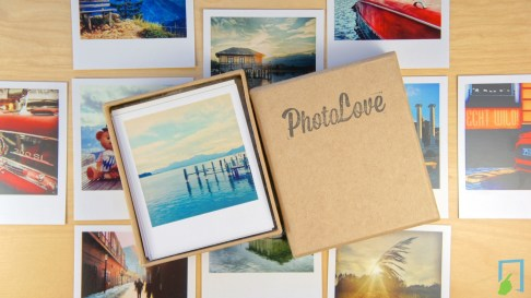 Photolove Instagram Fotos drucken