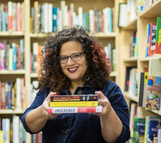 Jaclyn Friedman Book Signing