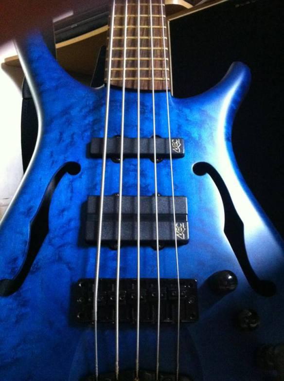 Warwick new bass