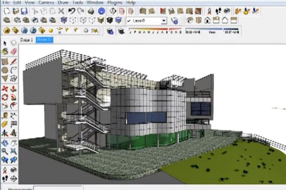建築軟體教學
