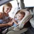 車 赤ちゃん ドライブ