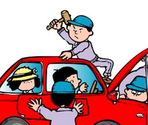 車 ドライブ デート おすすめ 注意 4