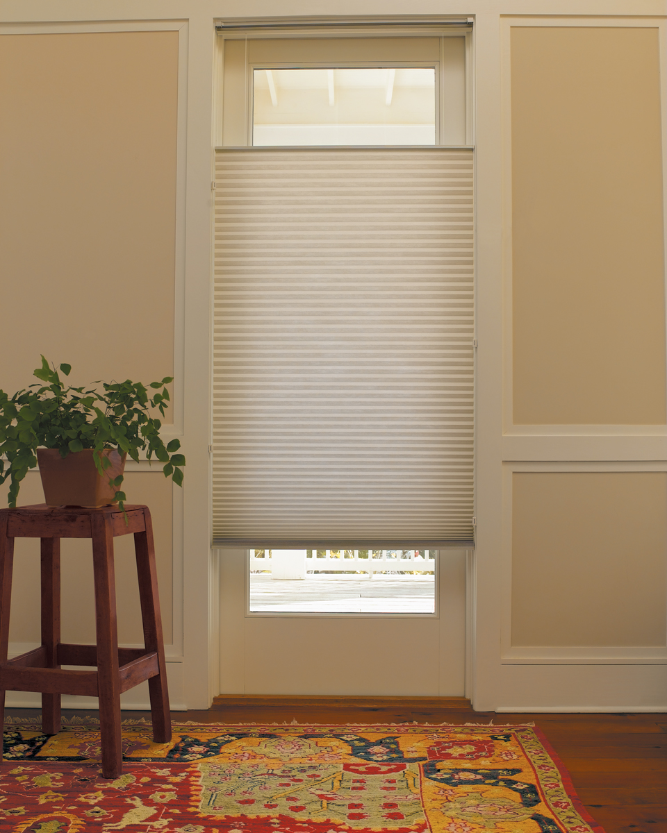 Beautiful Applause Honeycomb Shades Outside Mount Inside Or Outside Mount Window Treatments Jupiter Fl Outside Mount Blinds Bay Window Outside Mount Blinds Hardware houzz-03 Outside Mount Blinds