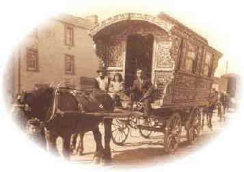 Gitanos en 1911