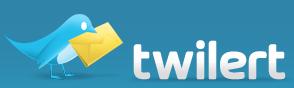 Twilert, alertas de Twitter