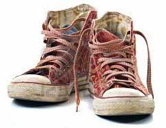 Eliminar el mal olor en zapatos y zapatillas