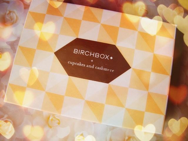 Birchbox Cupcakes & Cashmere May 2015 Subscription Box Canada