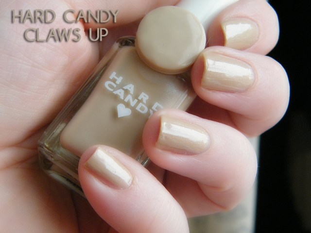 Hard Candy 20th Anniversary Nail Polish Claws Up Swatch & Review