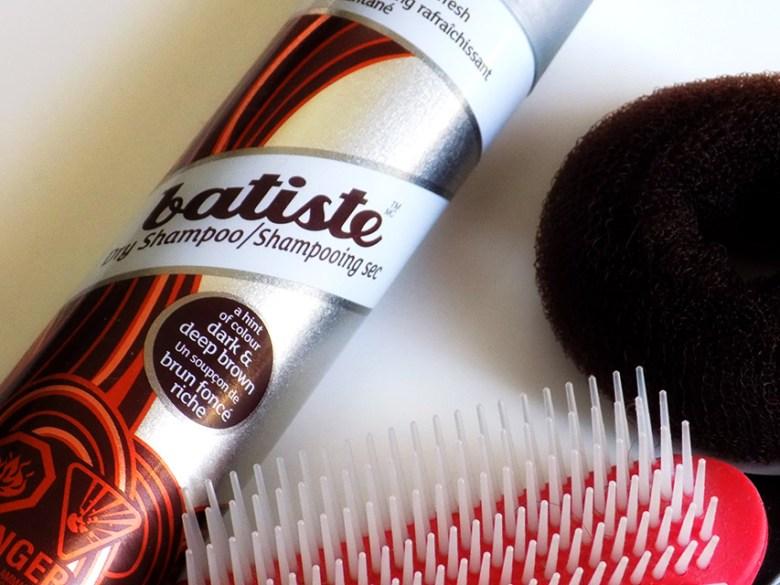 Dry Shampoo Comparison Batiste Dark and Deep