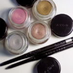 Avon Mega Metals – Metal Mania Cream Eyeshadows (Swatch & Review)