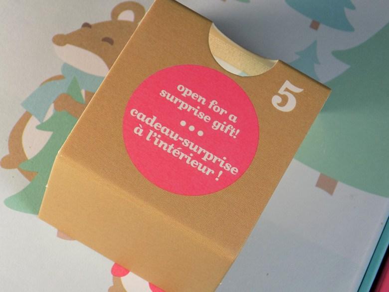 2016 DavidsTea Advent Calendar Coupon - Extra Surprise Gift