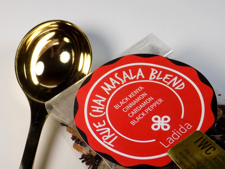 Ladida IWC Hamilton True Chai Masala Tea Review