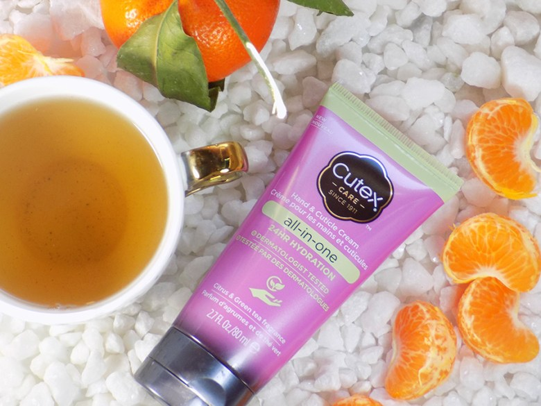 Cutex - All New Cutex - Hand & Cuticle Cream 24 Hydration - Citrus and Green Tea - Cutex Canada