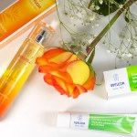 A Natural Touch of Summer in Winter with Weleda