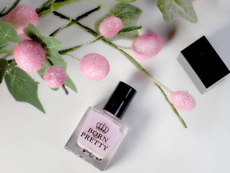 Born Pretty Odor Free Latex Cuticle Guard in Pink-Purple Review