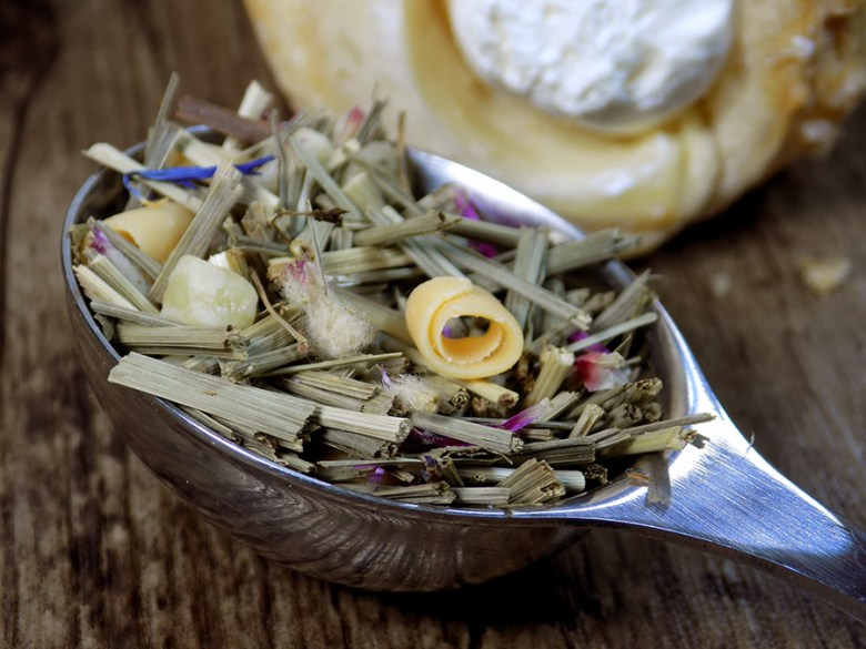 DavidsTea Vanilla Swirl Tea Review 1