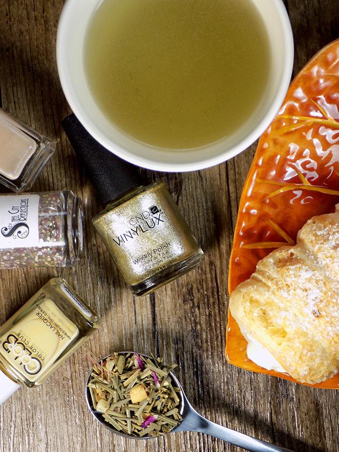 DavidsTea Vanilla Swirl Tea Review 4