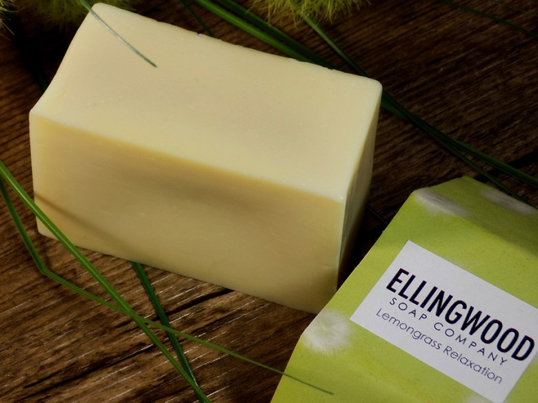 Ellingwood Soap Company Hamilton - Lemongradd Relaxation Soap Review 2