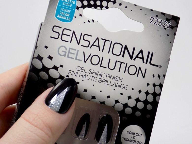 Sensationail Gelvolution Swatches