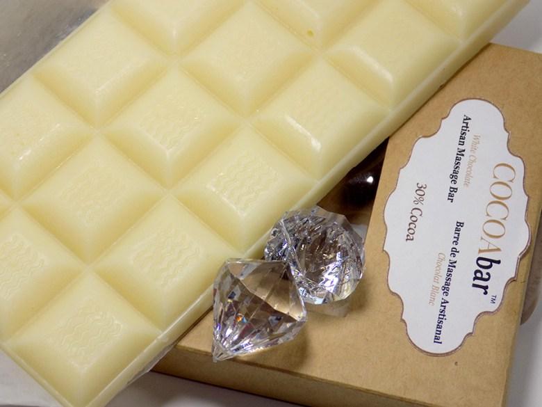 Simonas Sweet Skincare Review - CocoaBar Massage Bar