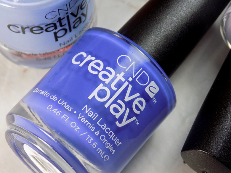 CND Creative Play Party Royally from Sunset Bash Collection - Bottle Shot