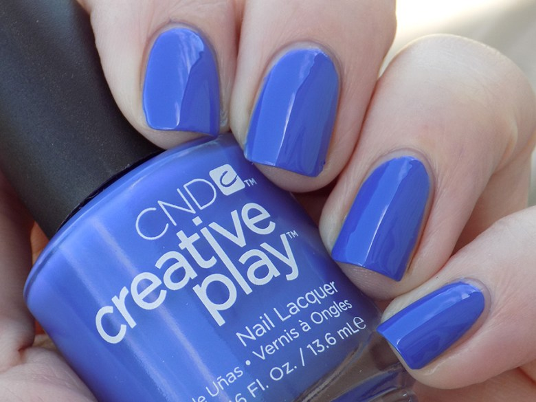 CND Creative Play Party Royally from Sunset Bash Collection - Swatch - Shade