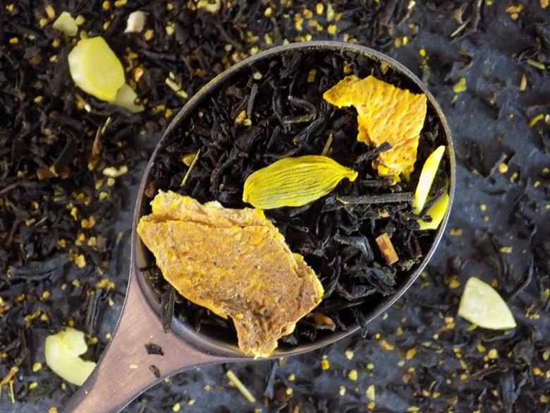 Ticked Tea Lemon Cookie Tea - Loose Leaf