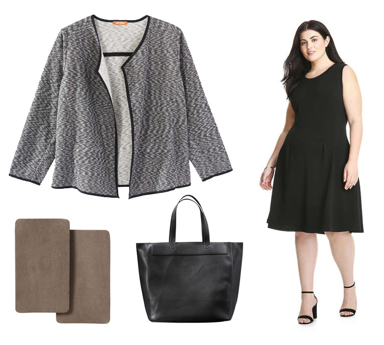 Joe Fresh Extended Sizes / Plus Sizes For Work 2017 Fall Release Collection