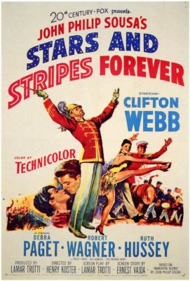 Stars and Stripes Forever Movie
