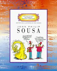 john-philip-sousa-mike-venezia-paperback-cover-art
