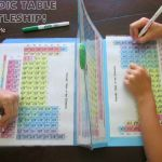 My Top Post: Periodic Table Battleship