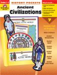 History Pockets - Ancient Civilizations, Grades 1-3