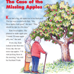 the case of the missing apples