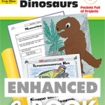 Dinosaur research book and report