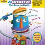 critical thinking activity books