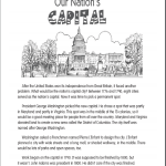 Our Nation's Capital lesson for grades 4-6